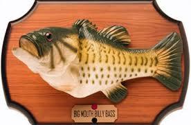 big mouth fish